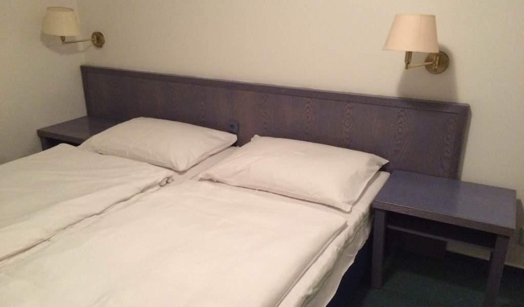 Ubytování hotelového typu - PSA