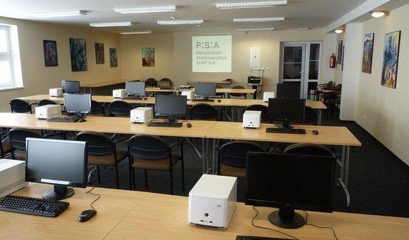 Počítačová učebna - PSA