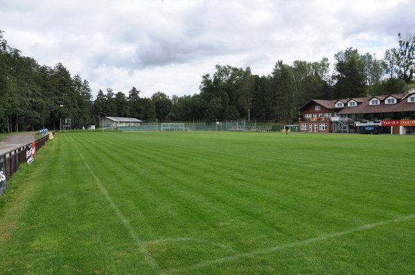 Travnaté fotbalové hřiště - PSA