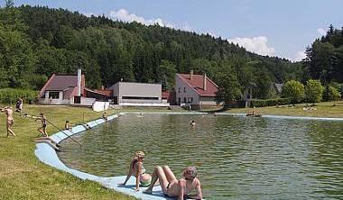Koupaliště - Český Dub
