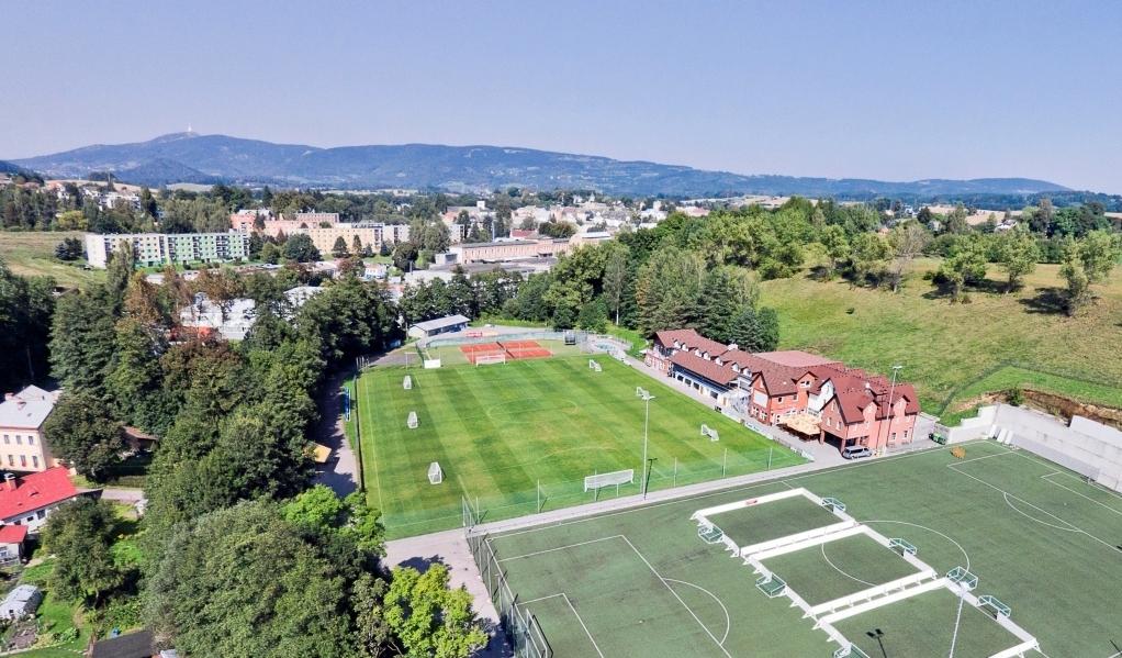 Areál Podještěského sportovní areálu