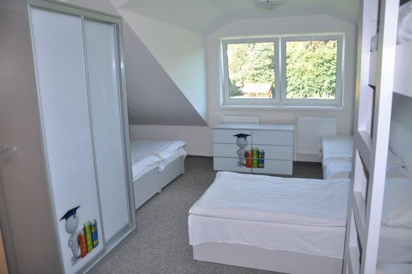 Ubytování typu penzion - PSA